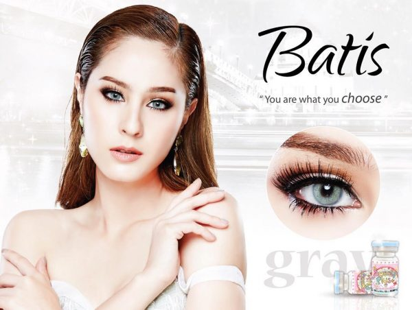 sweety batis gray softlens