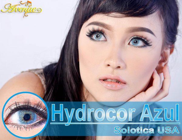 Avenue Solotica Hydrocor Azul