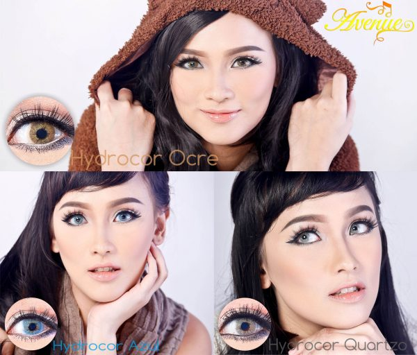 Softlens Avenue Solotica Hydrocor