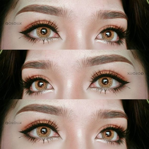 vampire twilight brown softlens