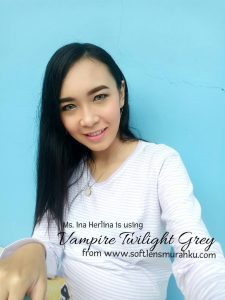 review vampire grey by sis ina herlina