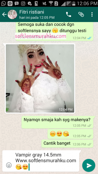 review vampire grey sis fitri