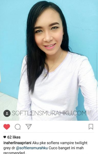 review vampire grey sis ina herlina