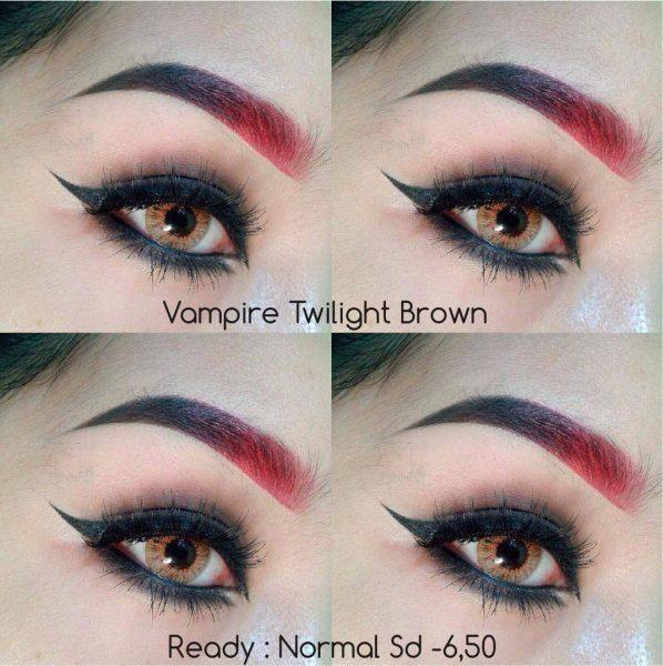vampire twilight brown