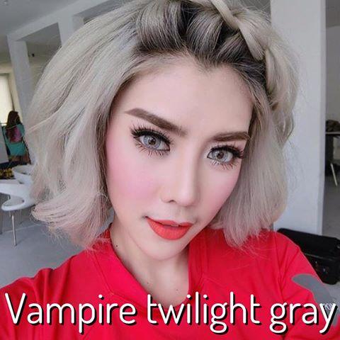 softlens vampire twilight grey