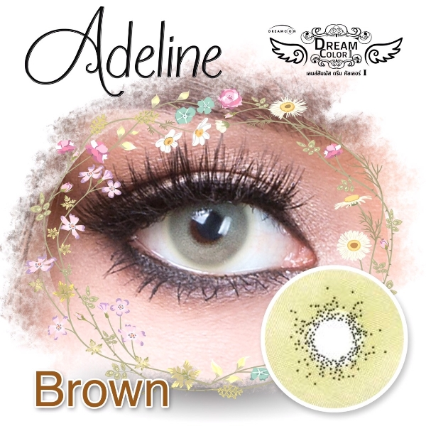 dreamcon adeline brown
