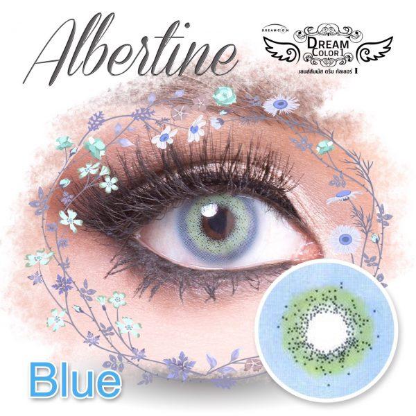 dreamcon albertine blue