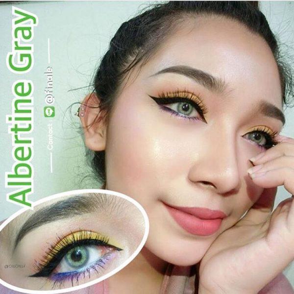softlens albertine grey