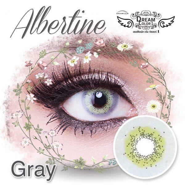 dreamcon albertine grey