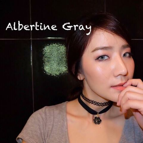 dreamcon albertine grey