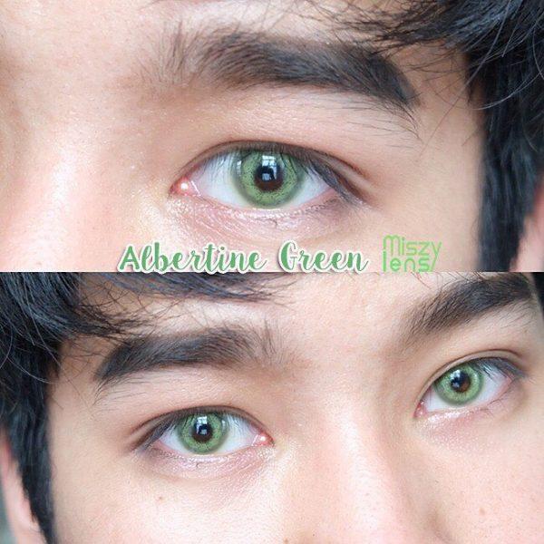 albertine green