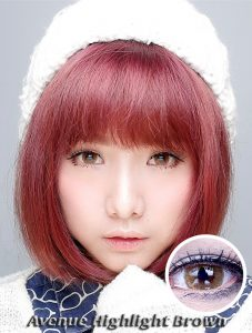New Softlens Avenue Highlight 22.8mm