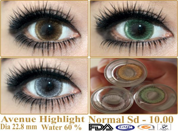 softlens avenue highlight