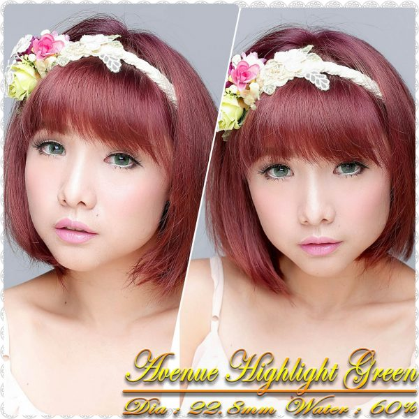 avenue highlight softlens