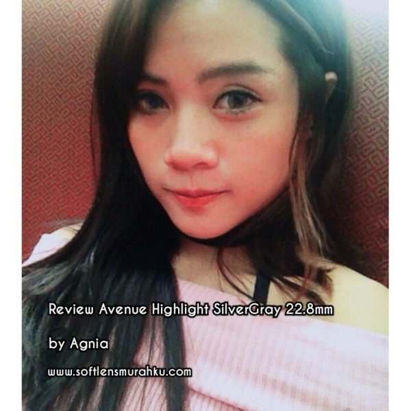 review avenue highlight silver grey sis agnia