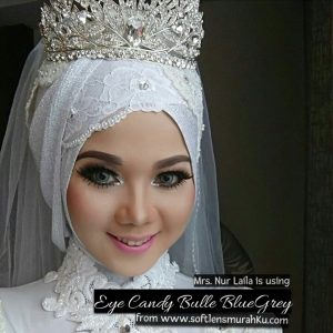 review eye candy bulle blue grey