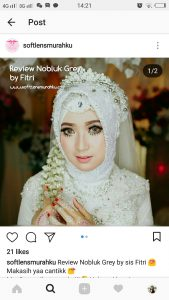 review nobluk grey sis fitri