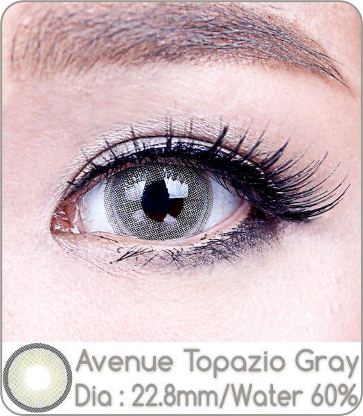 softlens avenue topazio grey