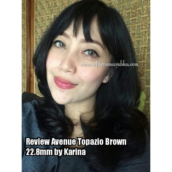 review avenue topazio brown sis karina
