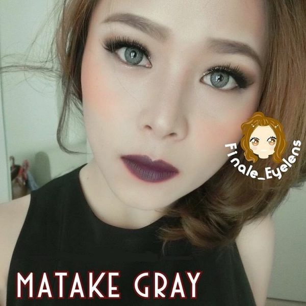 softlens dreamcon matake grey