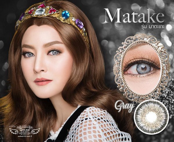 dreamcon matake grey softlens