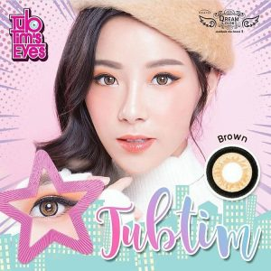 NEW Softlens Dreamcon TubTim 14.5mm
