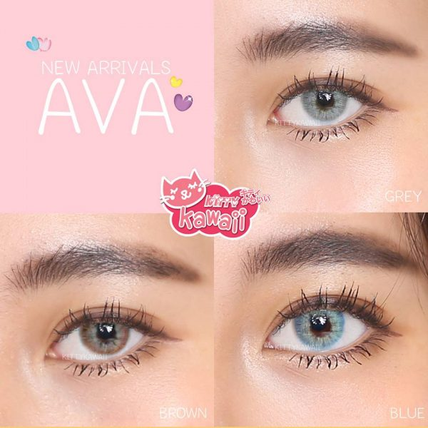softlens kitty kawaii mini ava