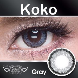 NEW Softlens Dreamcon Koko 14.5mm