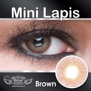 NEW Softlens Dreamcon Mini Lapis 14mm