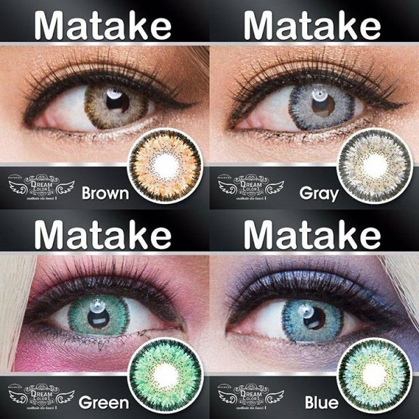 softlens dreamcon matake all color