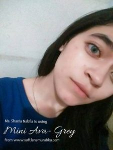 review mini ava grey sis shania nabila