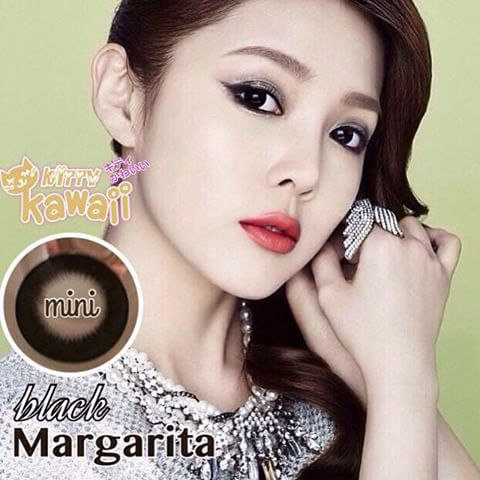 softlens mini margarita black