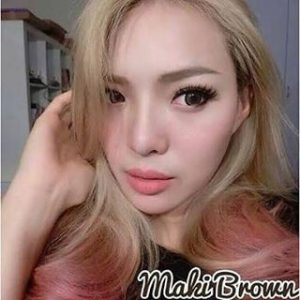 NEW Softlens Dreamcon Maki 14.5mm