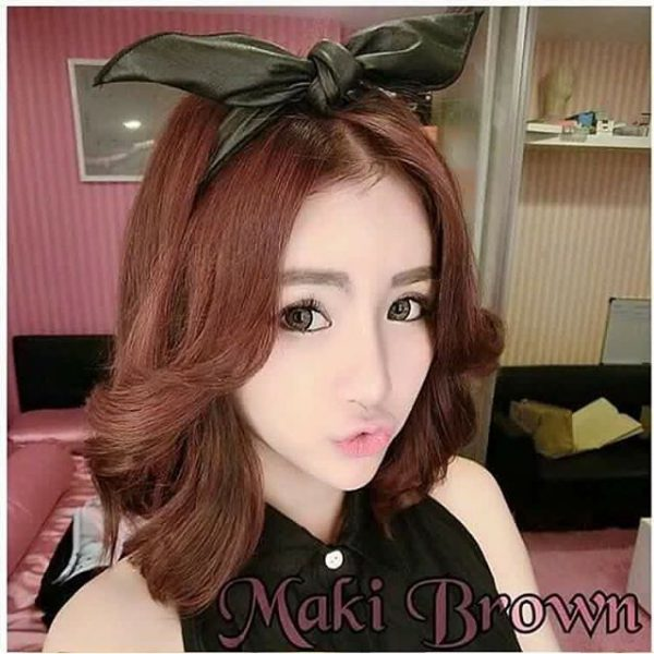 dreamcon maki brown
