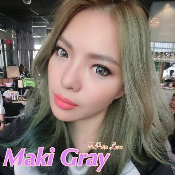 softlens maki grey