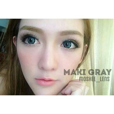 softlens dreamcon maki grey