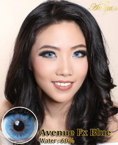 softlens avenue fx blue