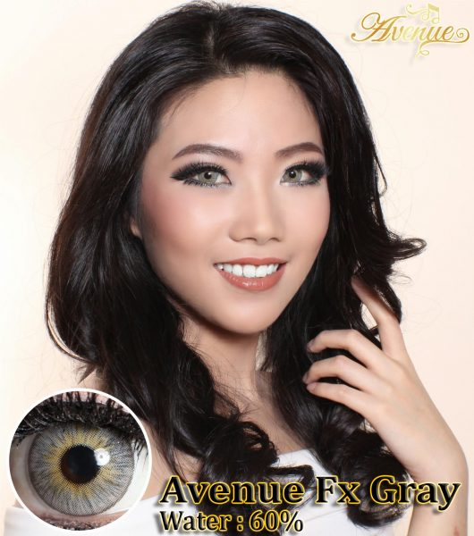 softlens avenue fx grey