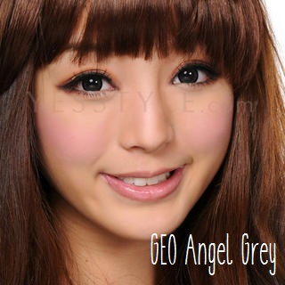 softlens geo angel grey cm-835