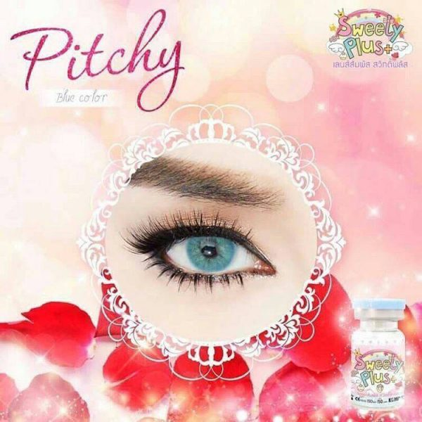 pitchy blue sweety