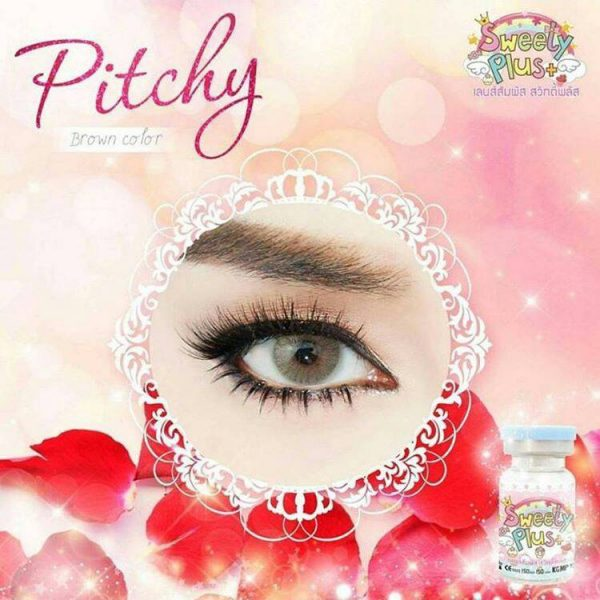 pitchy brown sweety plus