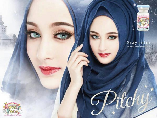 pitchy grey sweety plus