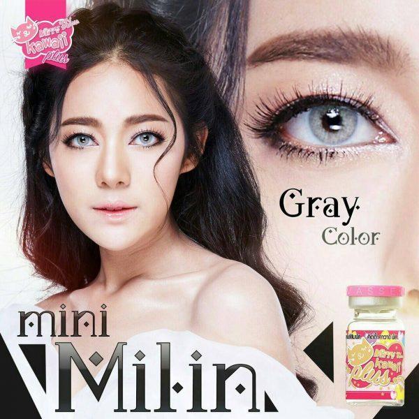 mini milin grey