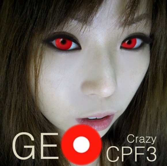 geo animation & crazy lens cp-f3