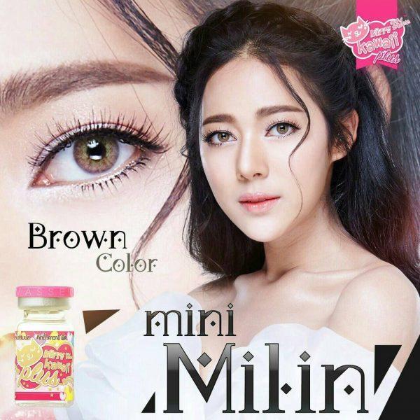 softens mini milin brown
