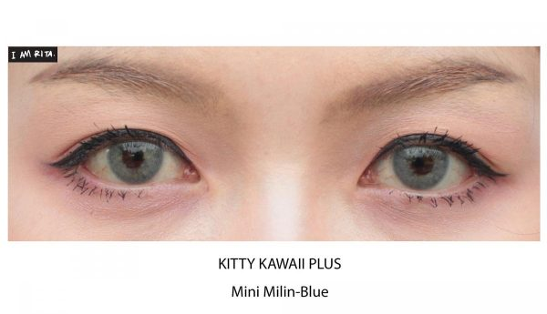 softlens mini milin blue