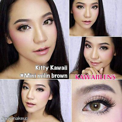 softlens mini milin brown