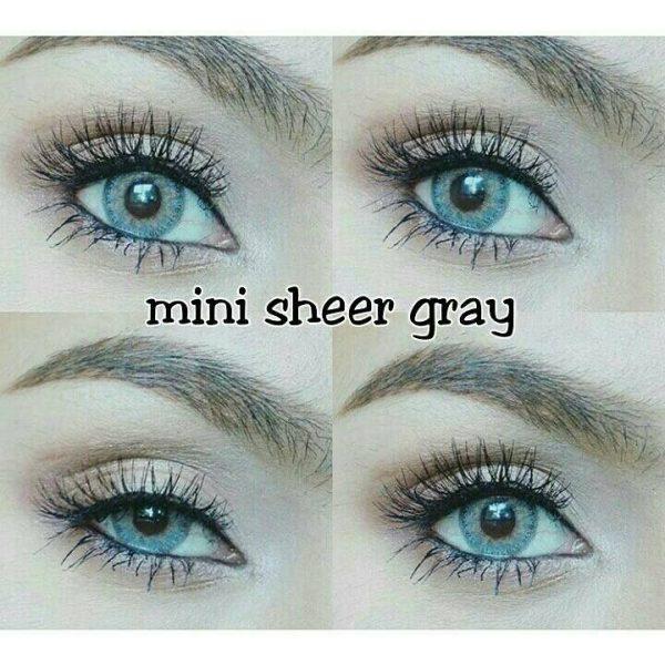 softlen smini sheer grey