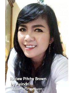 review pitchy brown sis ayindri 2