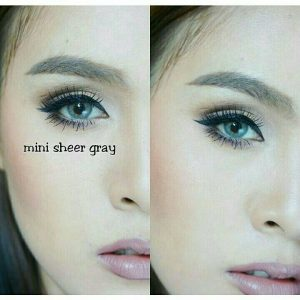 NEW Softlens Mini Sheer by Kitty Kawaii